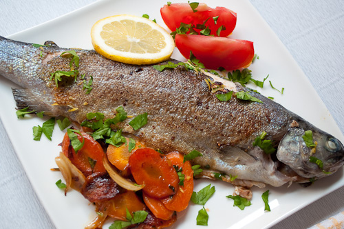 What google 39 s most searched diets say about healthy eating for Fish and veggie diet