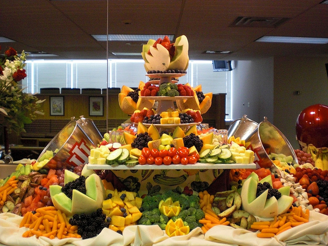 Waterfall Fruit And Veggie Displays: Our Mental Health & Workplace Productivity: Pay Attention