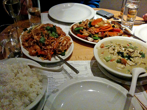 Best Thai Food In Cupertino