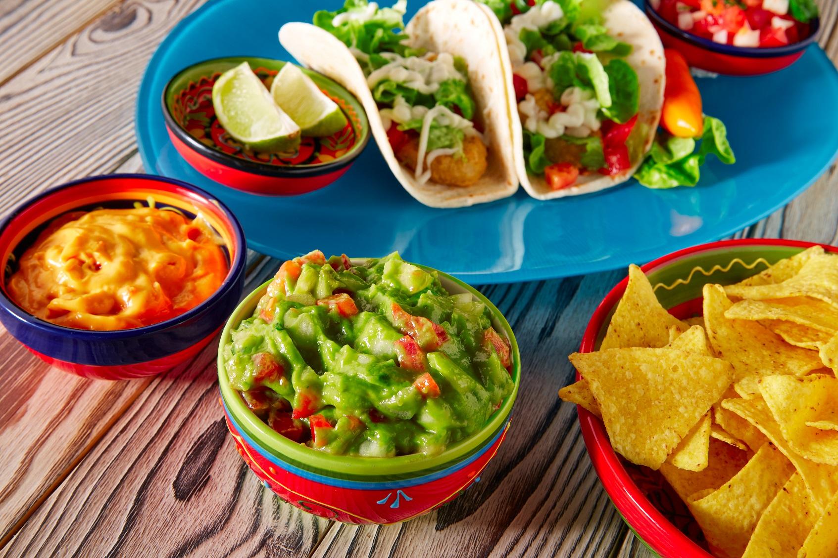 Mexican food in Santa Clara