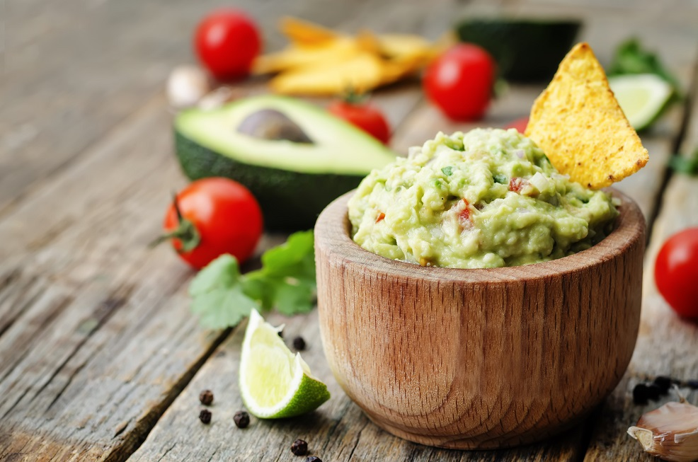 the best guac for office lunch delivery in daly city